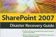 SharePoint 2007 Disaster Recovery