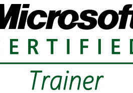 Microsoft Certified Trainer logo