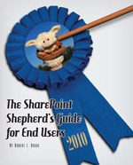 The SharePoint Shepherd Book Cover