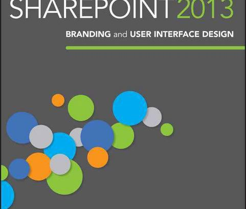 SharePoint 2013 Branding Book Cover