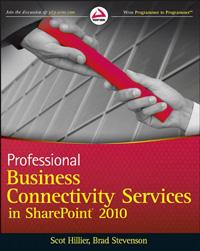 Wrox Professional BCS in SP 2010