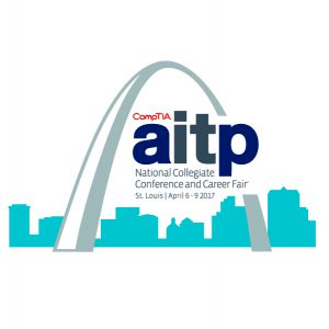 2017 AITP National Collegiate Conference Logo
