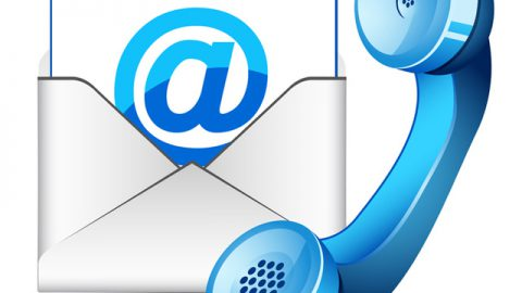 Contact Us E-mail and Phone