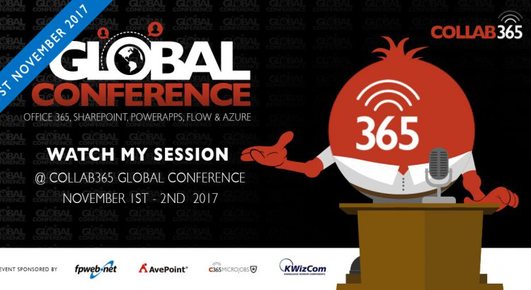 Collab 365 Conference 2017