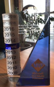 MVP Award Tower