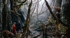 The Fire Swamp in The Princess Bride