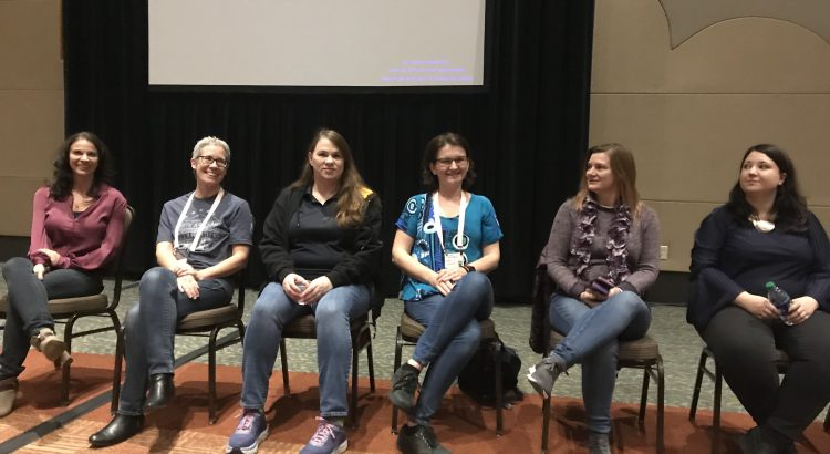 CollabSummit 2019 Women in Technology