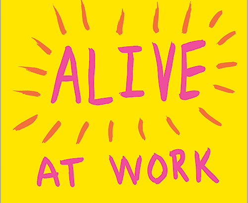 Alive At Work Bookcover