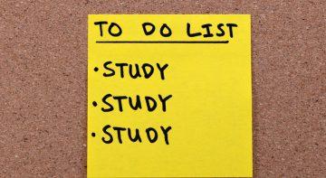 To Do List sticky note